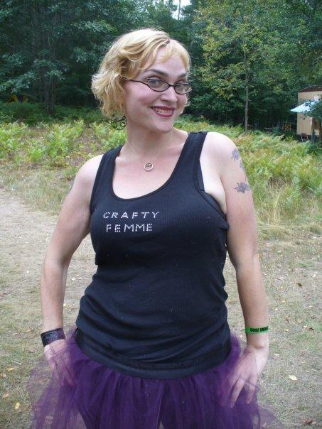 Crafty femme1