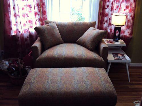 Knitting chair 003