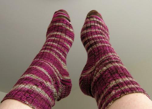 My First Socks!